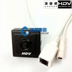 1.0MP MINI Pinhole IP Camera