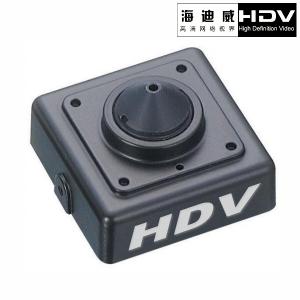 34*34mm B/W 480TVL Ex-view Mini Square Camera
