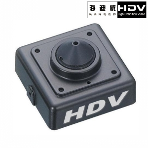 34*34mm B/W 600TVL Low-light Mini Square Camera