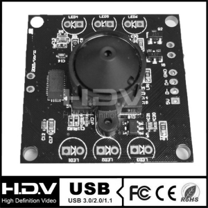 5.0MP ATM USB Camera Module HDV-USB500MP-P3.7 Series