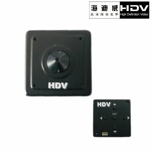 570 Super WDR Mini Pinhole Camera OSD Menu HDV-WDR886