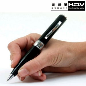 Hidden Pen Spy Video Camera