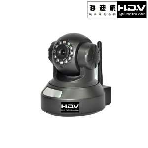 P2P 720P PT IP Camera