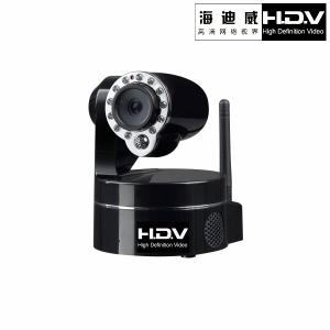 P2P IP Camera 3X Optical Zoom