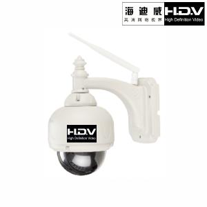 P2P PTZ IP Dome CAM 3X Optical Zoom