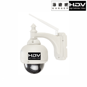 P2P PTZ IP Dome CAM 3X Optical Zoom